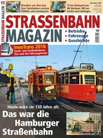Das war die Hamburger Straßenbahn