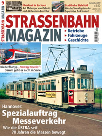 Hannover: Spezialauftrag Messeverkehr