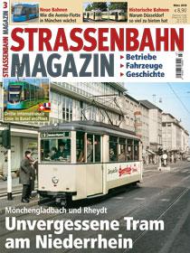 Unvergessene Tram am Niederrhein