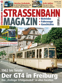Der GT4 in Freiburg