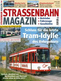 Schluss für die letzte Tram-Idylle des Ruhrgebiets
