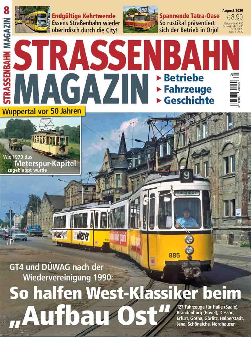 """GT4 und DÜWAG nach der Wiedervereinigung 1990: So halfen West-Klassiker beim """"Aufbau Ost"""" mit 127 Fahrzeugen"""