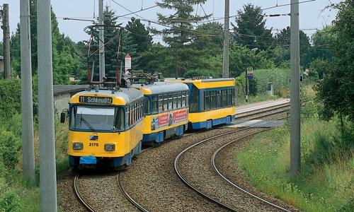 Zwirnsrolle Und Sternbahn Strassenbahn Magazin